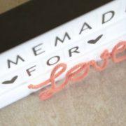 Début de l'aventure Homemade for Love, wedding planner et designer à Caen, Calvados, Manche, Orne en Normandie