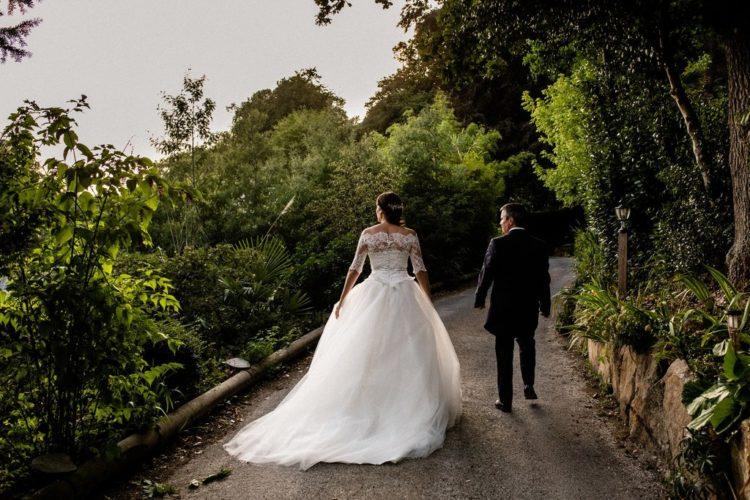 mari et femme, mariage face au Mont-Saint-Michel, saison 2018