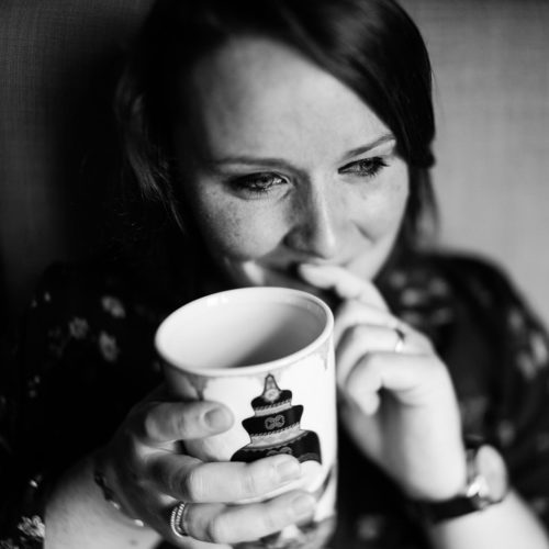 Portrait de Charlotte Hody, Homemade for Love, wedding planner et designer en Normandie