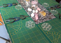 matériel do it yourself, atelier bijoux, homemade, handmade, atelier créatif DIY pour EVJF en Normandie