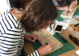 créer, homemade, handmade, atelier créatif DIY pour EVJF en Normandie