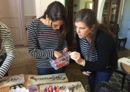 créativité, entre copines, do it yourself, atelier créatif DIY pour EVJF en Normandie