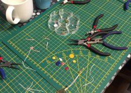 do it yourself, créativité, tasse de thé, tea addict, convivialité, atelier créatif DIY pour EVJF en Normandie