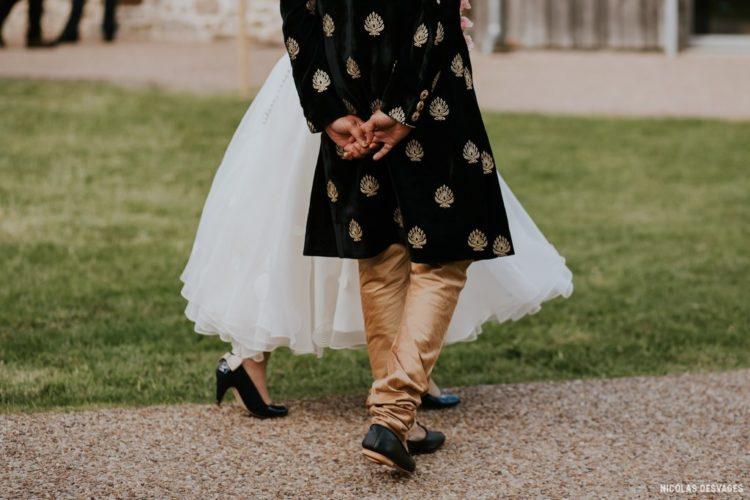 mariage multiculturel au domaine du Manoir de la Cour dans la Manche, Homemade for Love
