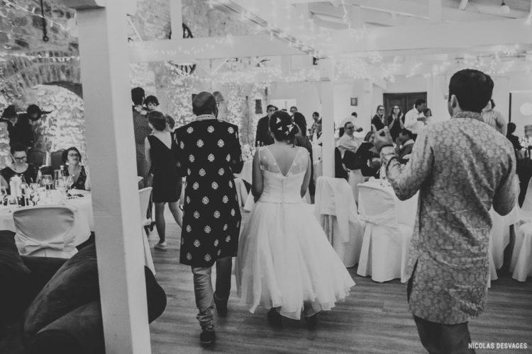 soirée de mariage au domaine du Manoir de la Cour dans la Manche