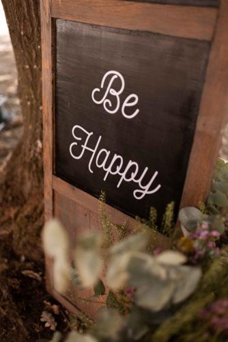 citation positive, good vibes only, mariage bienveillant, mariage folk dans le Nord-pas-de-Calais