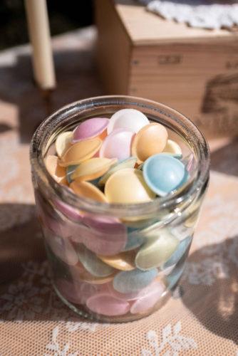 bonbons pour petits et grands, bar à bonbons mariage