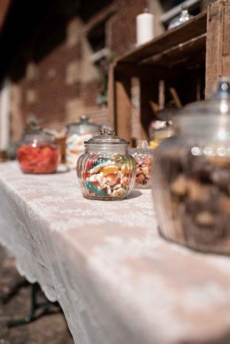 bar à bonbons, sucreries, gourmandise, mariage bohème dans les Nord-Pas-de-Calais