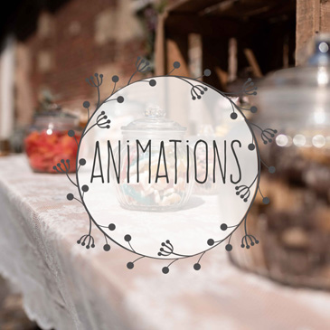 location accessoires animations