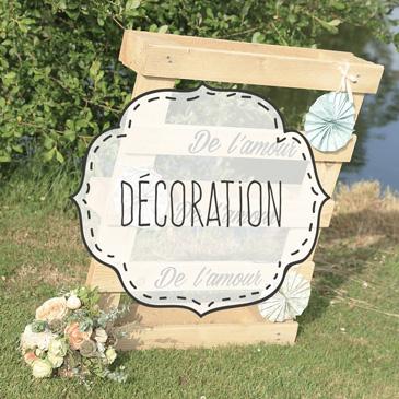 location décoration