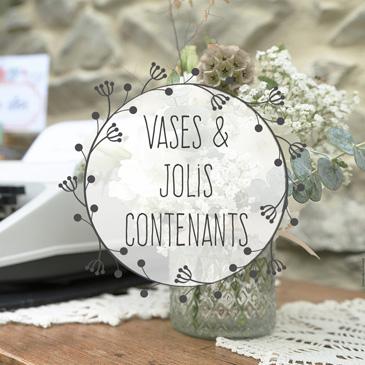 location vases et jolis contenants