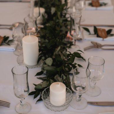 photophore, bougie, mariage