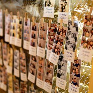 photobooth, pola, La Trombinette