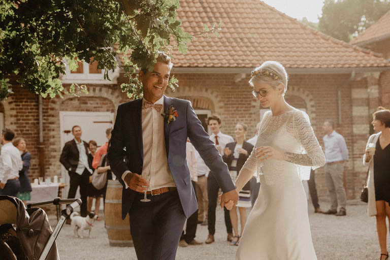 mariage homemade normandie