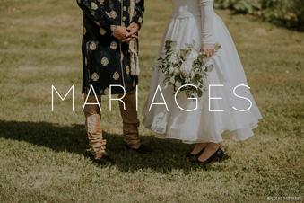 mariages calvados
