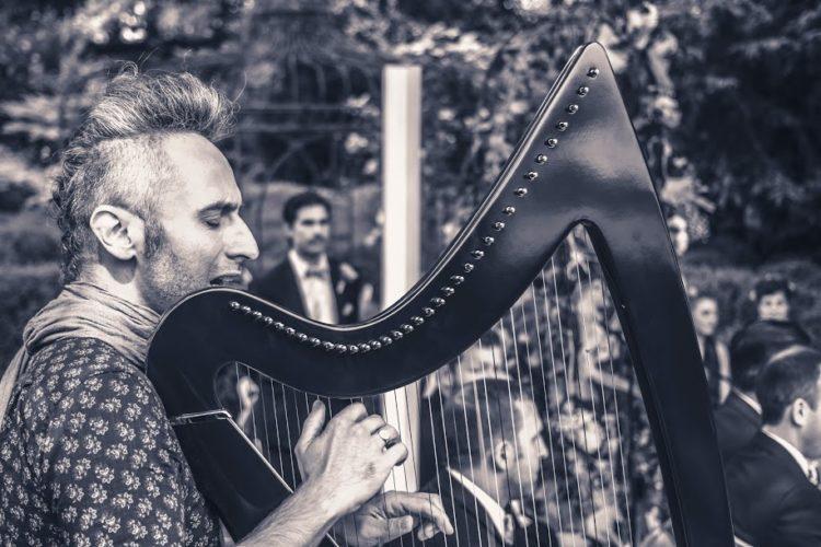 musique-mariage-ceremonie-laique-harpiste