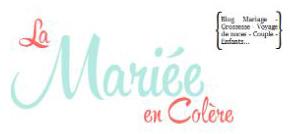 Blog, Mariage, La Mariée en colère